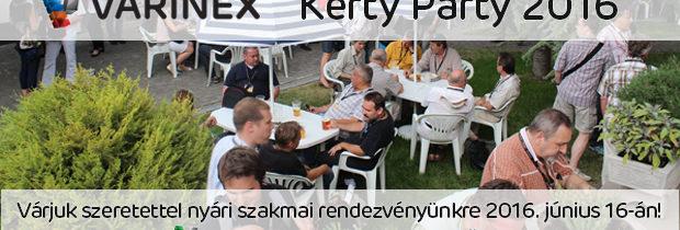 Kerty Party 2016. június 16.